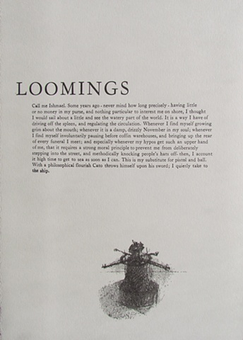 Loomings Broadside