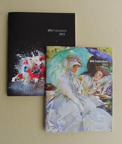 MFA Publications Sales Catalogs 2012–2013