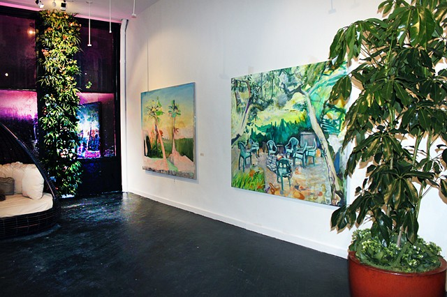 "Installation View from ""GROUNDING"""