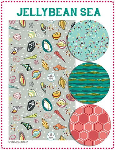 Jellybean Sea (Click on image to zoom)