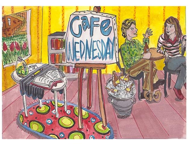 Cafe Wednesday