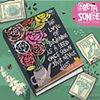 Roses Journal Mock-Up