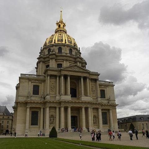 Tomb Napoleon- Paris, France