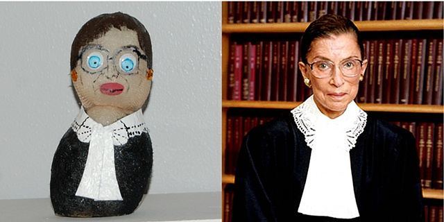 Ruth Bader Ginsburg- Associate Justice of the Supreme Court- 2006
