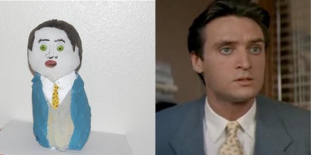 Philip Pavel as Officer Andrews- Scream 2- 1997