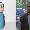 Duane Martin as Joel- Scream 2- 1997