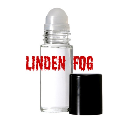 LINDEN FOG Purr-fume oil by KITTY KORVETTE