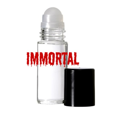 IMMORTAL Purr-fume oil by KITTY KORVETTE