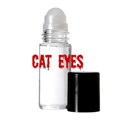 CAT EYES Purr-fume oil by KITTY KORVETTE