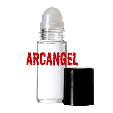 ARCANGEL Purr-fume oil by KITTY KORVETTE