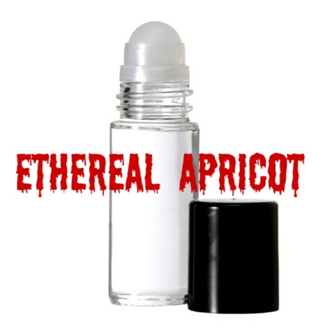 ETHEREAL APRICOT Purr-fume oil by KITTY KORVETTE
