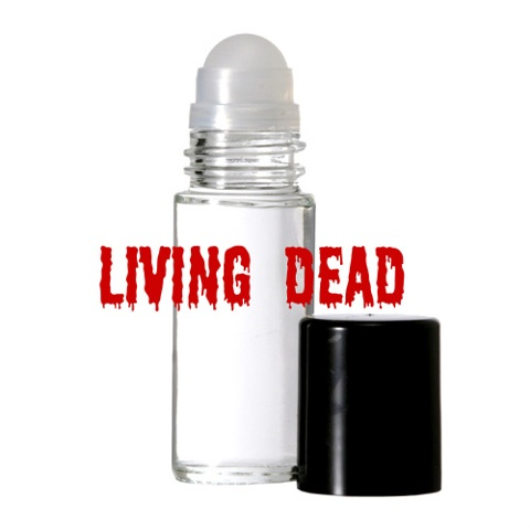 LIVING DEAD Purr-fume oil by KITTY KORVETTE