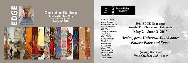 EDGE at the Corridor Gallery