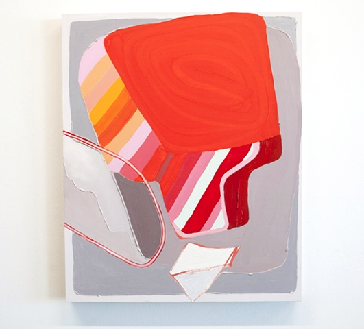"""The School Of The Art Institute of Chicago"" ""William Sieruta"" ""Will Sieruta"" Painting"