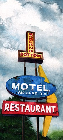 Ragland Bottom motel