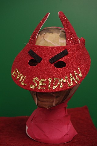 Seidman The Evil Advisor- The Visor