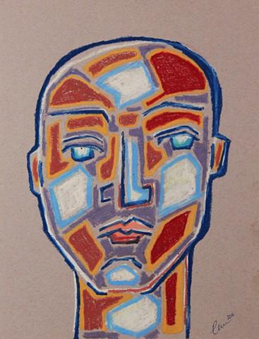 Untitled Man II