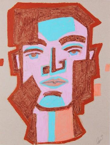 Untitled Man Geometric
