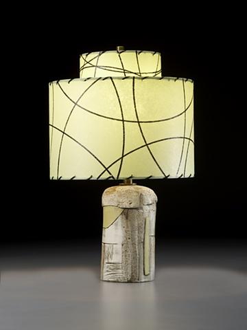 Little Chartreuse Lamp