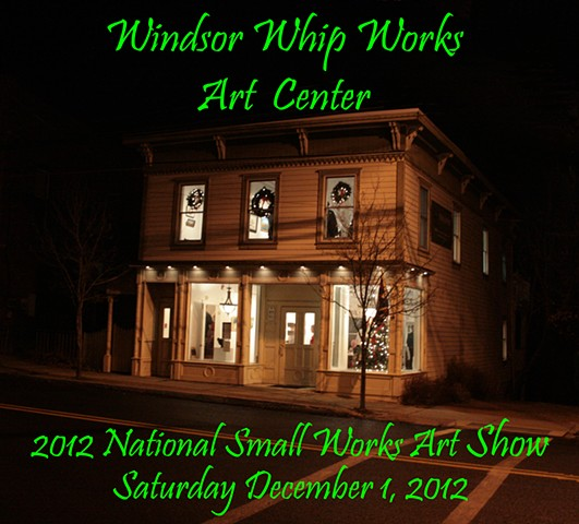 The Windsor Whip Works Art Center in Windsor, New York.