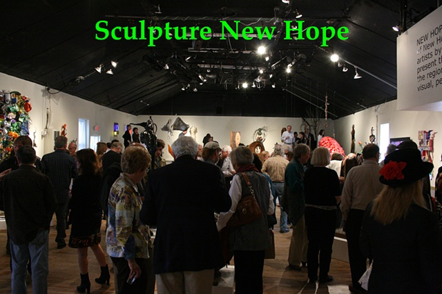 Sculpture New Hope 2012