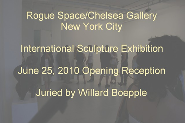 Rogue Space/Chelsea, New York, New York