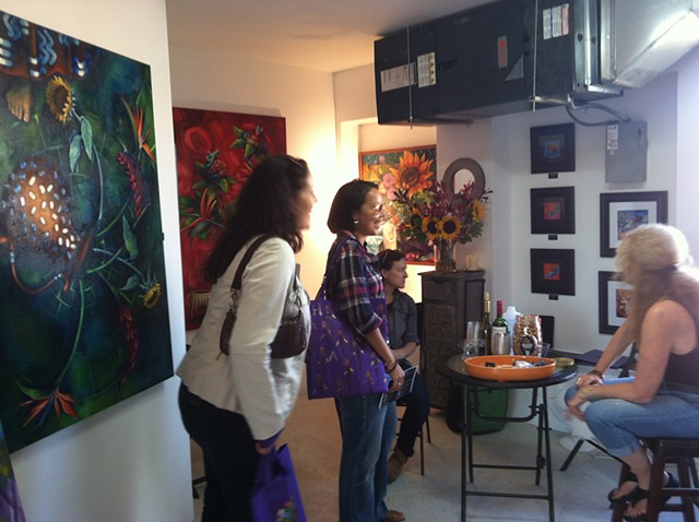 Open Art Studios Fall 2013