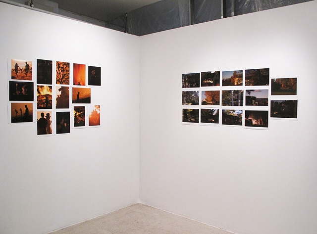 TAKING PLACE. Installation view