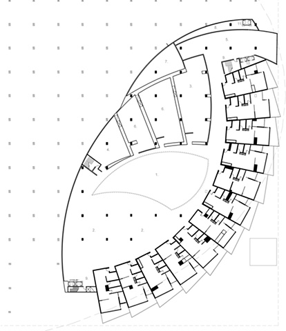 Floor Plan Level Three
