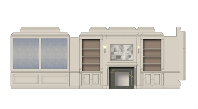 Elevation: Library