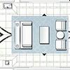 Furniture Plan: Lobby Lounge