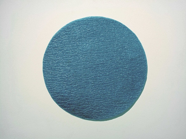 101009 (blue sheeting) - force of habit  [edition of 50]