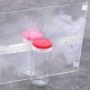 6103606 (plexi, residue, glass jars w/lids, ground)