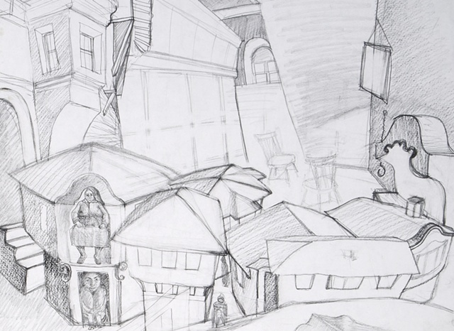 Dreamer of Dwellings