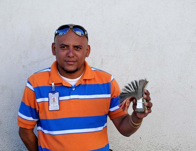 Moneychanger, Granada, Nicaragua