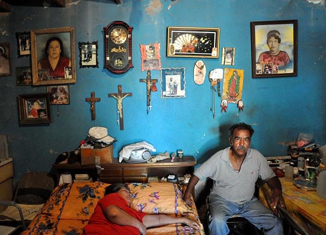 Pedro and Josefina, Juarez, Mexico