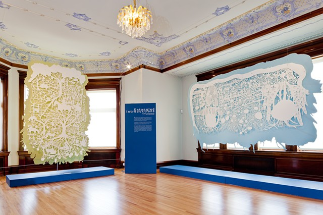 Entangled Introductions- American Swedish Institute