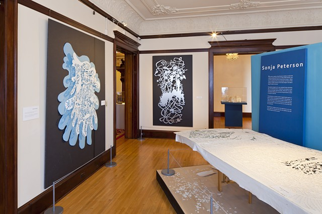 Entangled Introductions Installation shot