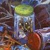 Worlds Within Worlds (Jar Painting I)