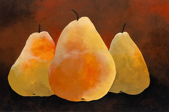 """""""3 Pears In A Row"""""""