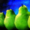 """'Four Pears In A Row"""""""