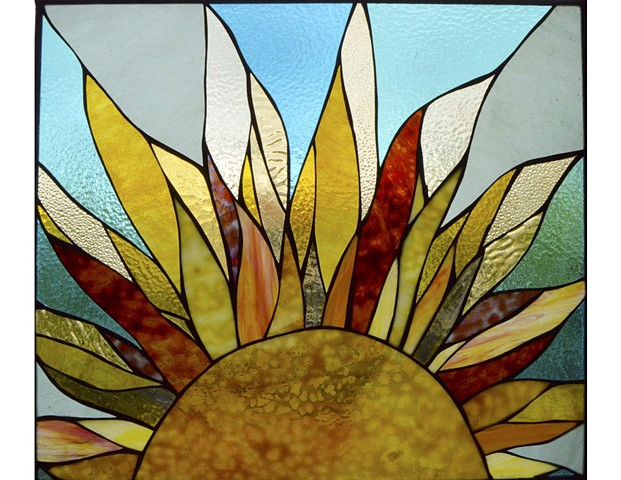 Mary Tantillo -  SwellColors Glass Studio & Gallery (click here to see more art)