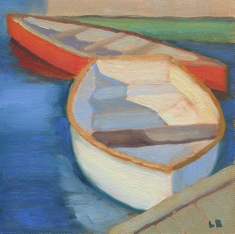 boat, LBI, jersey shore, dingy,art,