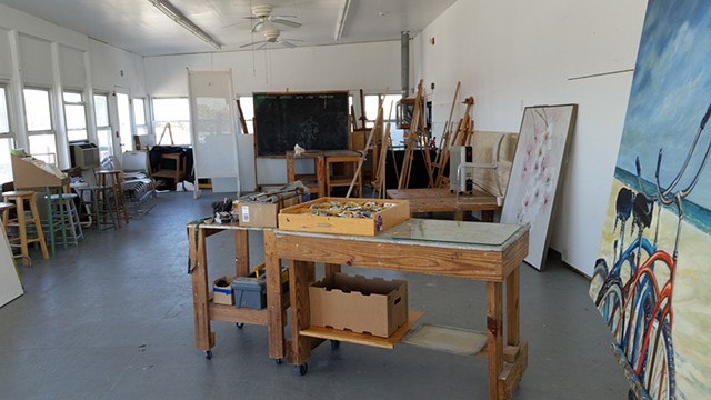 Painter's Studio, LBIF