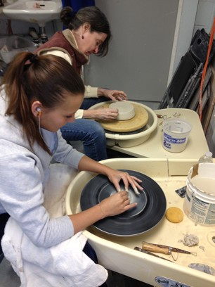 Classes at mt burton clay studio