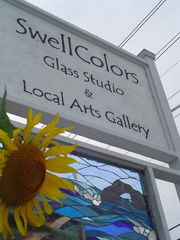 SwellColors Glass, Long Beach Island,