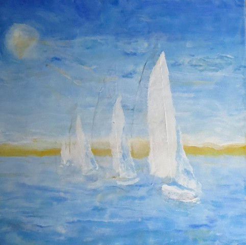 """Come Sail Away"""
