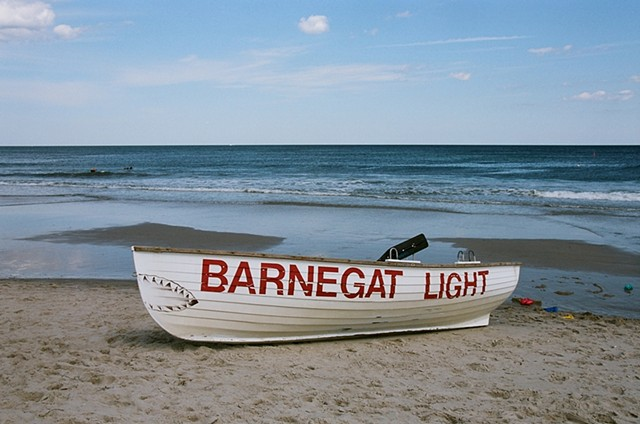 Barnegat Light Surf Rescue Boat