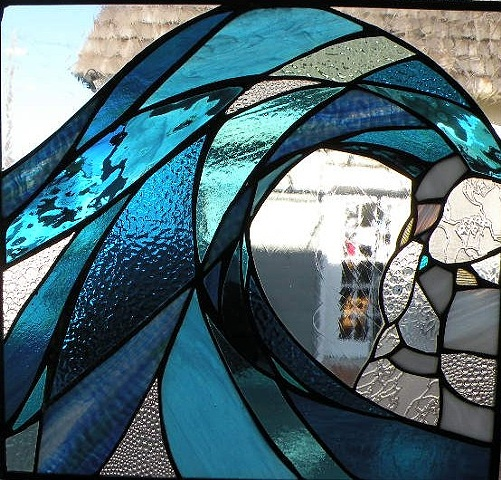 Original Stained Glass by Mary Tantillo