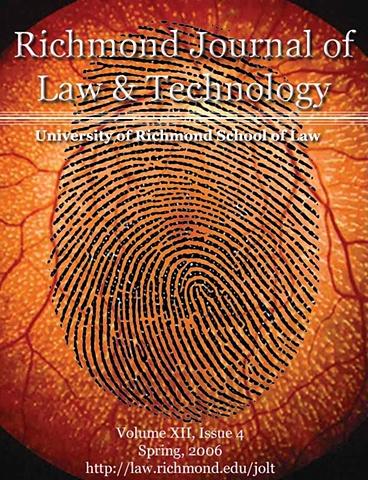 Retina Superimposed on Fingerprint